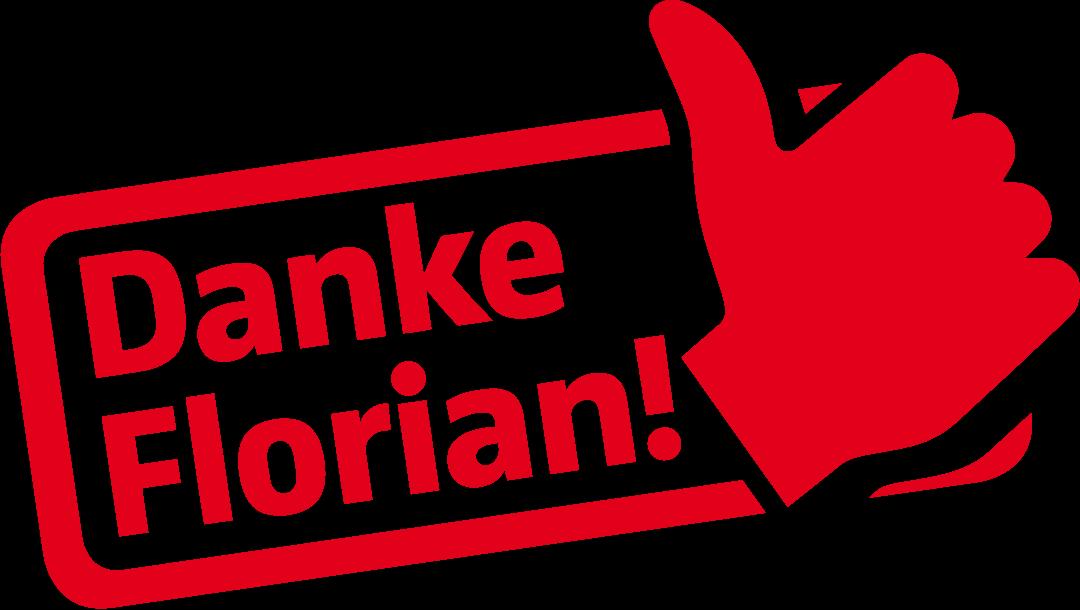Danke Florian